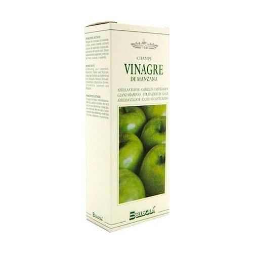 Champú de Vinagre de Manzana