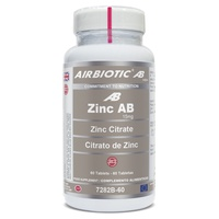 Zinc AB (as Citrate)