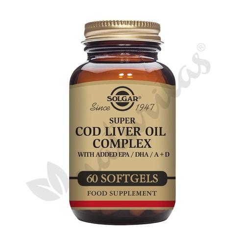 Super Cod Liver Oil Complex