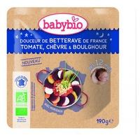 Bonne Nuit Douceur de Betterave de France Tomate Chèvre Boulghour