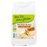 Mix' pain de mie farine de quinoa BIO