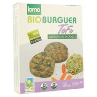 Hamburgesa Vegetal de Tofu Bio