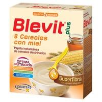 Blevit Plus Superfibra 8 Cereales y Miel