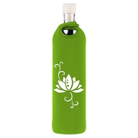 Botella Flaska Neo Design Flor de Loto