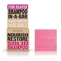 Odżywianie i naprawa szamponu w kostce Pink Heaven