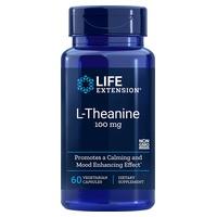 L-teanina 100 mg