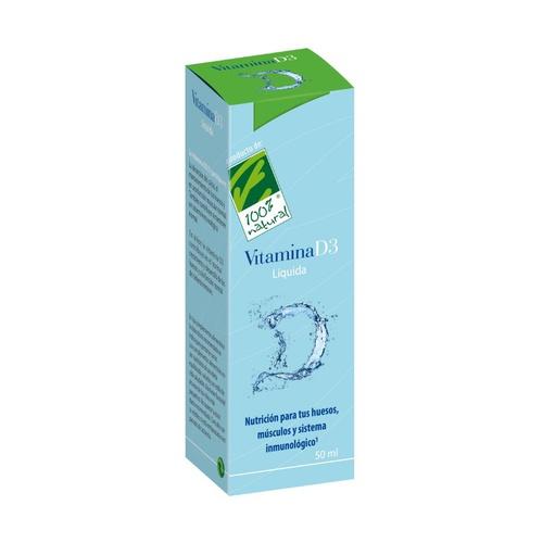 Vitamina D3 Líquida
