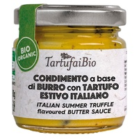 Condimento a base de mantequilla con trufa de verano italiana