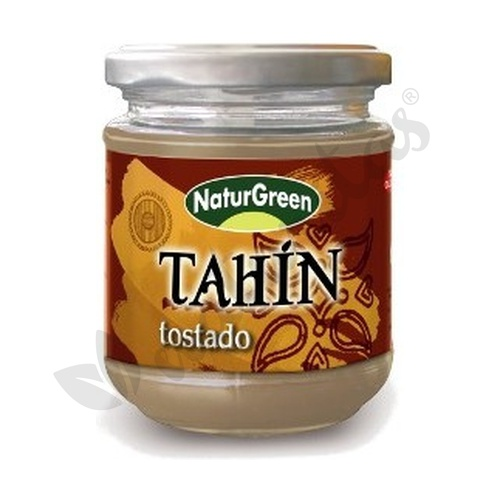Tahin Tostado Bio 300 gr de Naturgreen