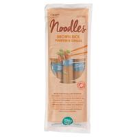 Noodle de Arroz, Calabaza y Jengibre