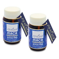 Pack 2x Maca 2.000 mg