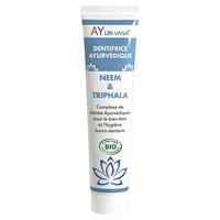 Organic Neem & Triphala Toothpaste