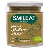 Tarrito de Brócoli con Cordero y Chirivía