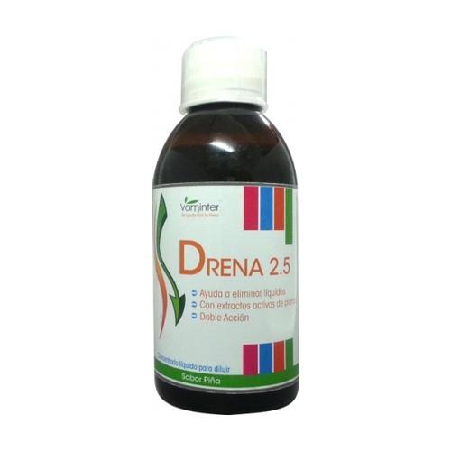 Drena 2.5 (Sabor Piña) 250 ml de Vaminter