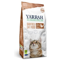 Cereal-free chicken and fish nuggets for cats