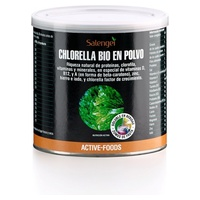 Chlorella en Polvo Bio