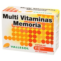 Vallesol Multivitaminico Memoria