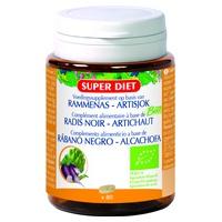 Rábano Negro y Alcachofa 80 comprimidos de Super Diet