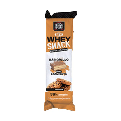 Whey Snack Wafer Barquillo Sabor Cookies