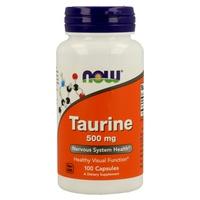 Taurina 500 mg Forma Libre