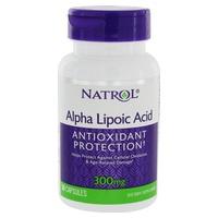 Kwas alfa liponowy, 300 mg