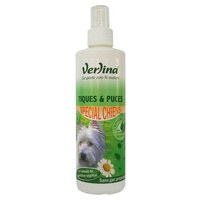 Tick and flea spray for dogs
