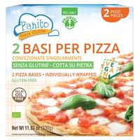 Base de pizza sans gluten
