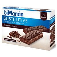 Barrita Substitutiva de Chocolate Fondant