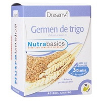 Germe de blé Nutrabasics