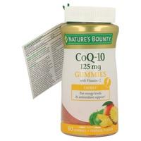 Gomas de Coenzima Q-10 (CoQ-10)