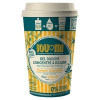 Skoncentrowany żel pod prysznic - Zestaw startowy Vanilla / Monoï Oil