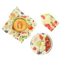 3er Pack Fruchtmodell klein / mittel / groß