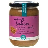 Crème de sésame de blé entier au tahini noir