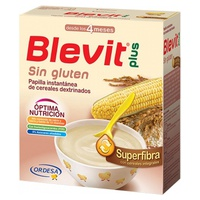Blevit Plus Superfiber Sans Gluten 4m +