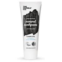 Pasta de dientes natural - carbón de leña