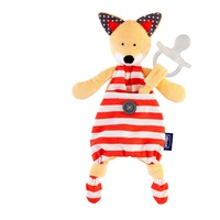 PARAPHARMACY SALE ONLY - Pocket Friend Fox pacifier holder