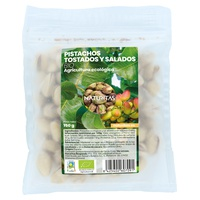 Organic Roasted and Salted Pistachios