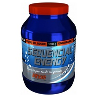 Sequencial Energy (Sabor Frutos del Bosque)