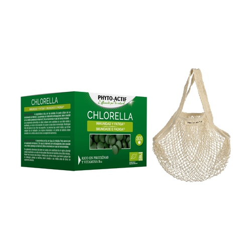 Chlorella Bio + Regalo Bolsa