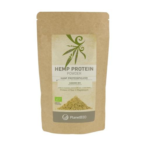 Proteina Cañamo Bio Polvo 200 gr de PlanetBio