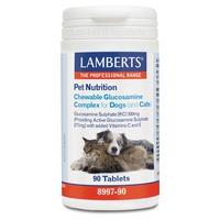 Pet Nutrition Glucosamina perros y gatos