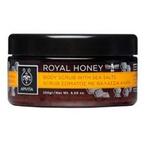Royal Honey Exfoliante corporal con Miel