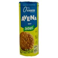 Bolachas Digestive con Aveia