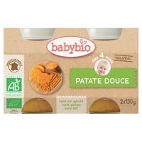 Petits Pots Patate Douce Bio (dès 4 mois)
