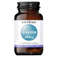 L-Lisina 500 mg