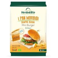 Organiczny miniburger do pszenicy