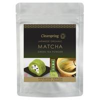 Chá Verde Matcha em Pó Premium