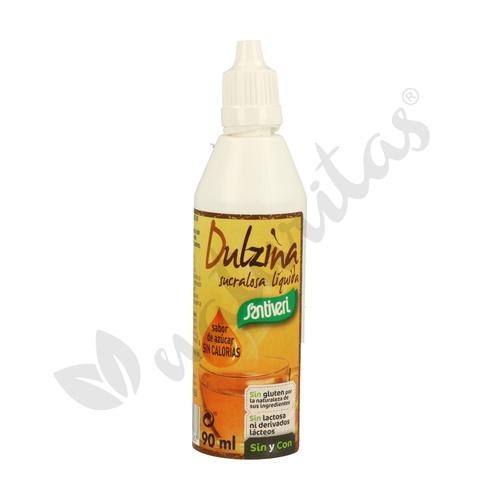 Dulzina Sucralosa Liquida 90 ml de Santiveri