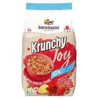 Muesli Krunchy Joy of Poppy, Strawberry and Lemon