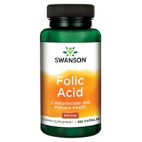 Acide folique, 800mcg